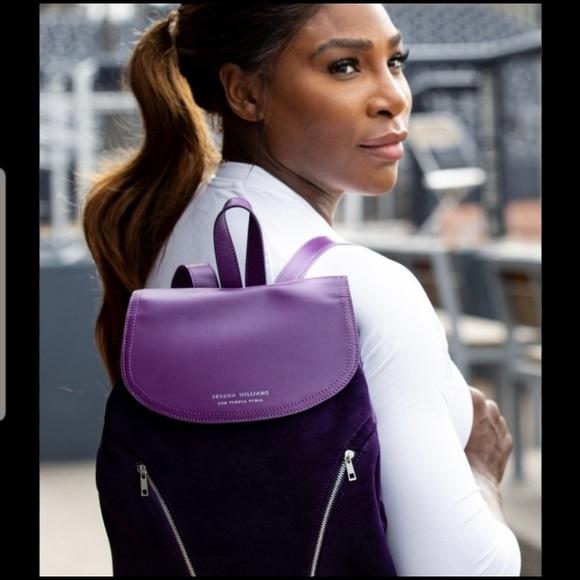 Serena Williams Handbags - Limited Edition Purple Purse